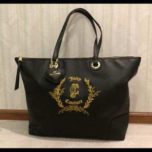 JUICY COUTURE Diaper or Daily Tote